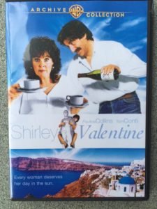 0001 Giving Up Greece - Shirley Valentine Movie Cover