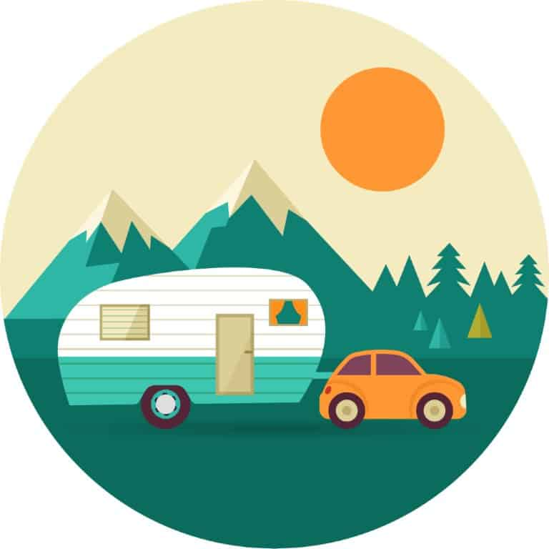 New Reflections Travel Trailer